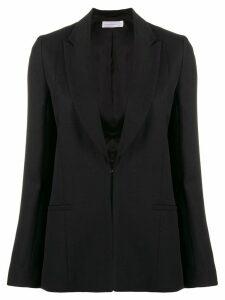 Victoria Victoria Beckham long sleeve blazer - Black
