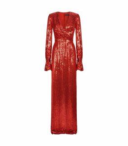 Niari Sequin Gown