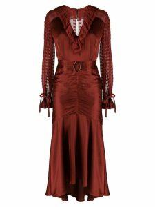 Three Floor Gloria dress - Red