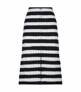 Josephine Baker Wool Skirt