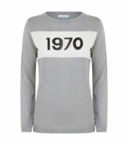1970 Sparkle Sweater