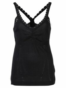 Dorothee Schumacher kitted tank top - Black