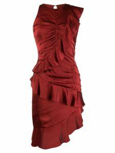 Three Floor Blame it on the Bossa Nova dress - Red