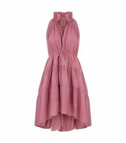 Patmos Tiered Dress