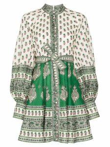 Zimmermann Amari paisley print dress - Multicolour