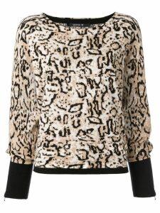Kitx leopard print sweater - Multicolour