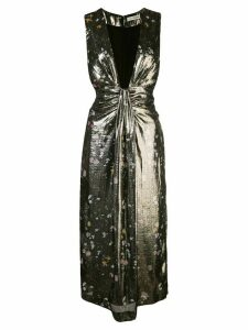 Altuzarra 'Falco' Dress - Gold