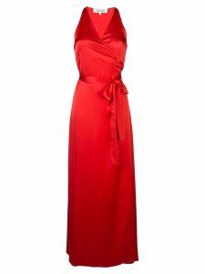Diane von Furstenberg sleeveless maxi dress - Red