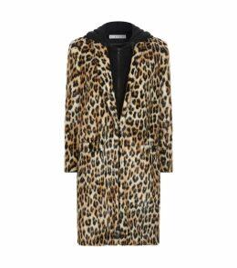 Kylie Hoodie Long Coat