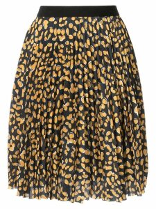 Kitx Future Waste printed skirt - Black