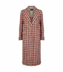 Tweed Duster Coat