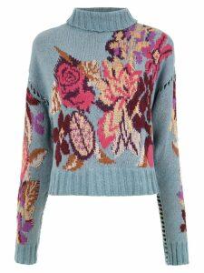 Cecilia Prado Fabiana intarsia sweater - Multicolour