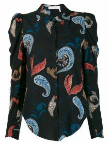 See By Chloé paisley print shirt - Black