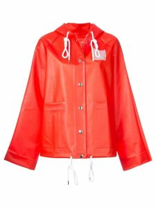 Proenza Schouler PSWL Care Label Raincoat - Red