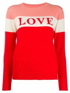 Chinti & Parker Love sweater - Red