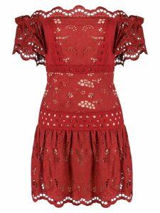 Three Floor Short & Sweet dress - Red