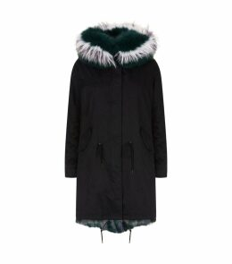 Darling Fox Fur Lined Parka