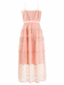 Three Floor Girl Talk dress - Pink