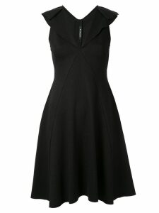 Kitx Green Future V-neck dress - Black