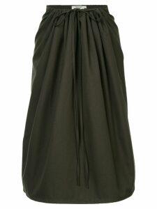 Atlantique Ascoli A-line skirt - Brown