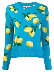 Chinti & Parker lemons sweater - Blue