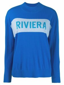 Chinti & Parker Riviera jumper - Blue