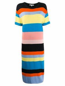 Chinti & Parker striped dress - Black