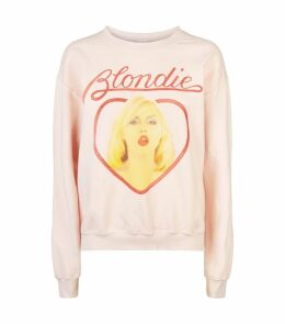Distressed Blondie Sweatshirt