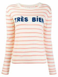 Chinti & Parker Très bien sweater - Neutrals