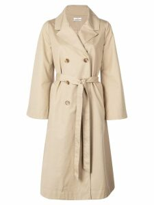 Co oversized trenchcoat - Brown