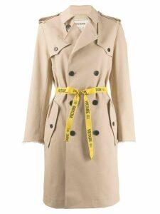 Zadig & Voltaire Mia trench coat - Neutrals