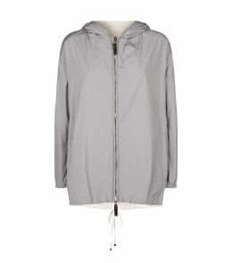 The Cube Reversible Raincoat