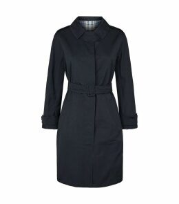 The Cube Trench Coat