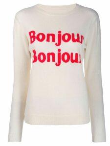 Chinti & Parker Bonjour jumper - Neutrals