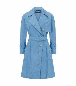 Belted Mac Coat
