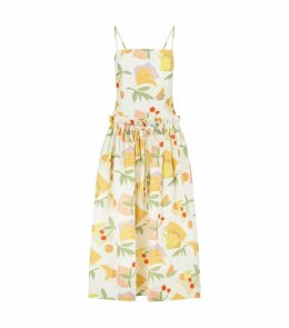 Leah Summer Print Dress