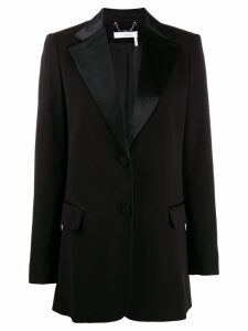 Chloé single-breasted blazer - Black