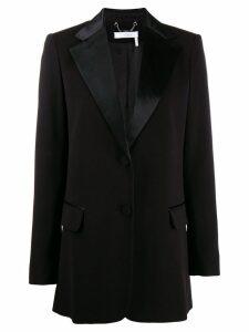 Chloé single-breasted blazer - Black