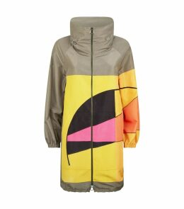 Bilbao Sunrise Parka Coat