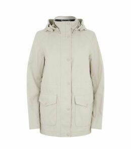 Backshore Hooded Coat