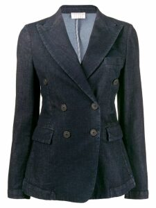 Kiltie fitted blazer - Blue