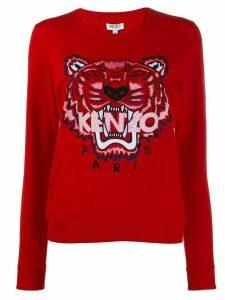 Kenzo Tiger jumper - Red