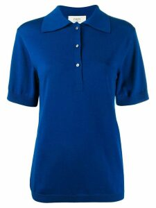 Ports 1961 Fully Fashioned polo shirt - Blue