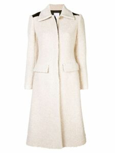 Rosetta Getty long classic coat - Brown