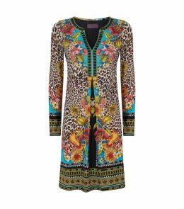 Magda Printed Dress