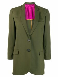 PS Paul Smith classic fitted blazer - Green