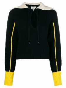 3.1 Phillip Lim sailor zip sweater - Blue