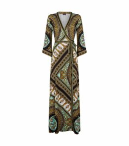 Lillith Wrap Dress