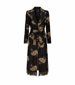 Bahidora Jacquard Duster Coat