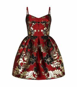 Jaquard Lurex Dress